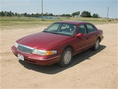 1995 Lincoln Continental Sedan