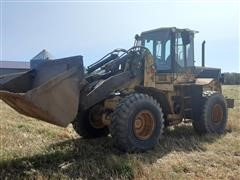 Caterpillar IT38F Integrated Tool Carrier/Wheel Loader