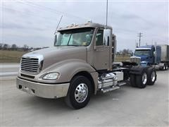 2015 Freightliner Columbia Glider T/A Truck Tractor