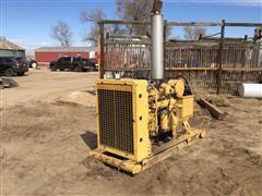 Caterpillar 38M Diesel Generator