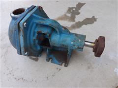 Burks 3x2 Centrifugal Pump