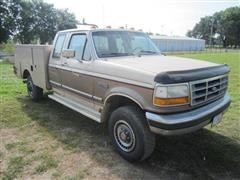 1993 Ford F-250 Xlt Service Truck