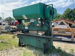 Chicago 68B 10-Ton Mechanical Shop Press