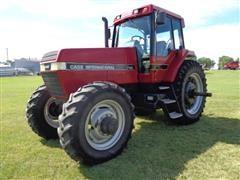 1992 Case IH 7140 Magnum Row Crop Series MFWD Tractor