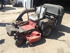 2013 Gravely ZT 48HD Zero Turn Riding Lawn Mower