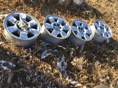 GMC 8.5x20 Aluminum Rims