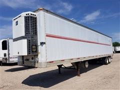 2000 Trailmobile 48' T/A Reefer Trailer