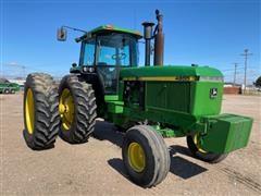1991 John Deere 4955 2WD Tractor