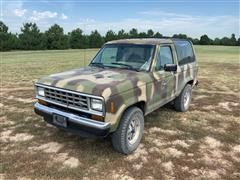 1987 Ford Bronco II SUV