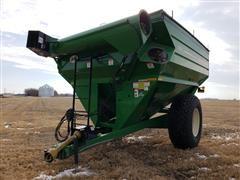 2009 J&M 750-18 Grain Cart