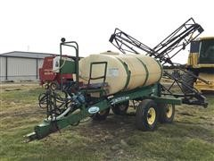 Broyhill 9690 Trailmate T/A Pull-Behind Sprayer