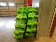 Rhino Gator Plastic Center Pivot 11.2-38 Tires & Rims