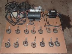 Case IH 1230 Air Compressor/Air Clutches