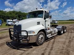 2008 Mack Cxu613 T/A Truck Tractor