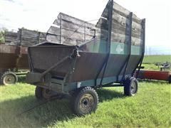 Dokken 660 Forage Wagon