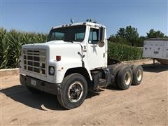 1984 International F2275 T/A Truck Tractor