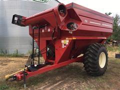 2011 J & M 750 Grain Cart