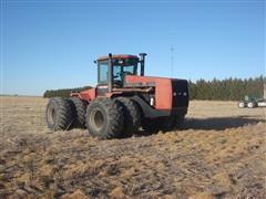 1989 Case International 9170 4WD Tractor