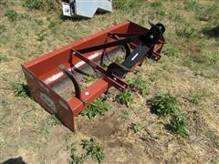 Rhino B66 Box Blade & Cement Mixer