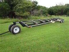 Industrias America 435 35'' T/A Header Trailer