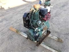 Champion HGR5-3H 11 HP Gas Air Compressor