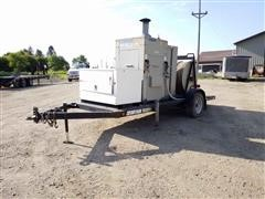 DryAir 2100-0400C Trailer Mounted Ground Thawer