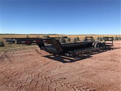 2009 Befort 28175 T/A Combine Trailer