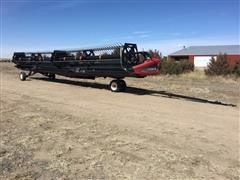 2009 Case IH 2152 40' Draper Header W/Transport