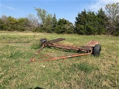 Sterling Swather Trailer