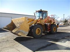 2003 New Holland LW190B Wheel Loader