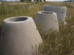 Reinforced Concrete Manhole Pieces