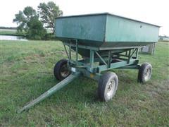 Huskee 200 Bushel Gravity Wagon