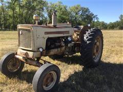 Cockshat 560 2WD Tractor