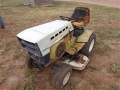 1976 Sears Twin Lawn Tractor W/Mower
