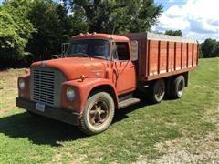 1963 International 1600 Loadstar T/A Grain Truck