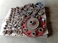 Electric Motor Pulleys