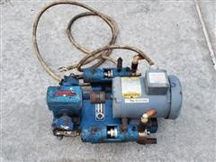 Inject-O-Meter B7775 3 Ph. Fertilizer Injection Pump