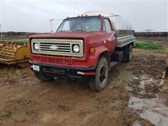 1982 Chevrolet C6500 C7D042 Water Truck