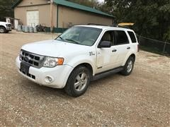 2008 Ford Escape XLT 4x4 SUV