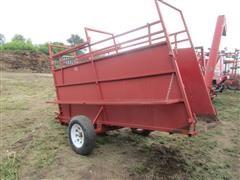 Titan West Livestock Ally Loading Chute