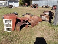 International Farmall Tractor Parts, Rims & Sheet Metal