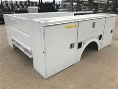 2015 Omaha Standard-Palfinger 108DV Utility Truck Body