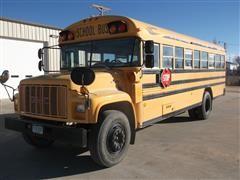 1993 GMC Blue Bird School Bus
