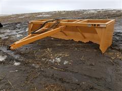 2019 Industrias America 12F Heavy Duty 12' Wide Tilt Box Scraper