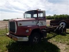 1971 Ford LTS900 T/A Cab & Chassis