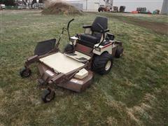2003 Grasshopper 618 Front Deck Zero Turn Riding Lawn Mower