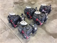 Briggs & Stratton Series 900 6.5 HP Gas Engines And Pacer Transfer Pumps