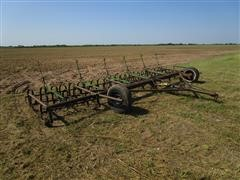 24' Pull Type Spring Tooth Harrow