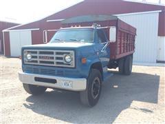 1987 GMC C7000 Grain Truck