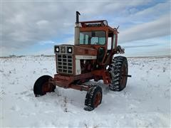 International 1066 2WD Tractor